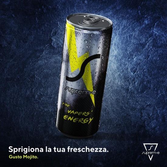 Suprem-e energy drink suprem-e